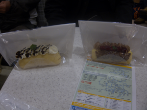 Dessert dogs from Tokyo DOG
