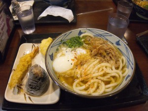 Seriously delicious udon
