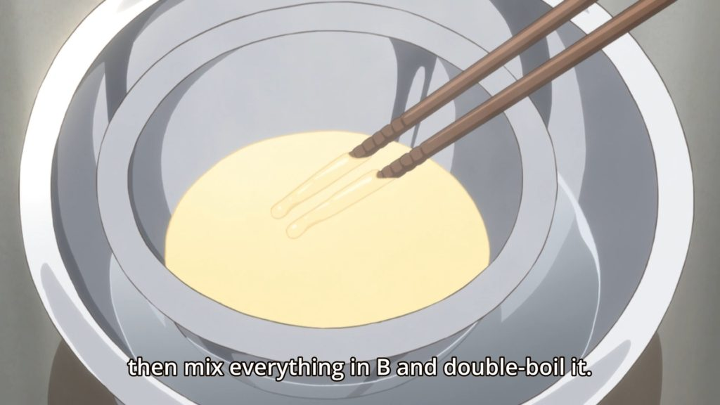 Double-boiling Group B